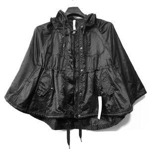 Lululemon wanderful caplet jacket poncho coat